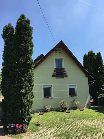 """Doni"" Prémium Vendégház - Orfű - Ev"