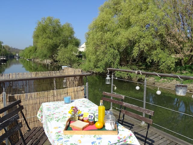 A small paradise at the heart of the nature... - Poissy - Łódź