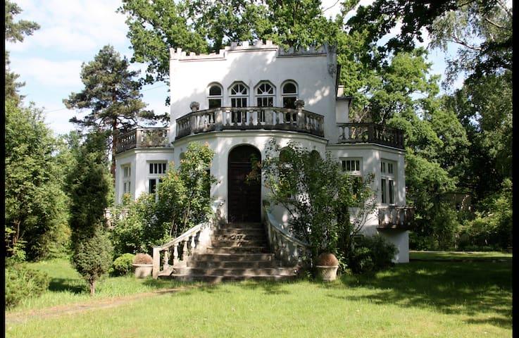 Villa in Milanówek-28km from Warsaw Room nr 2/4 - Milanówek