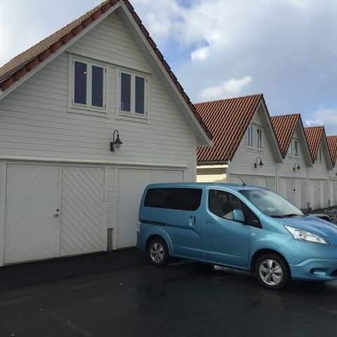 Sunde Naust Rorbu - Boathouse - Kvinnherad - 小木屋