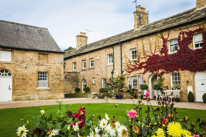 Stable Arches Boutique within Hooton Pagnell Hall - Hooton Pagnell - Boetiekhotel