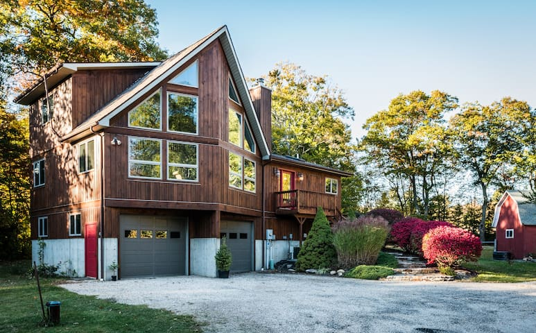 Modern Country Retreat-2 Hrs to NYC - Bethany - Дом