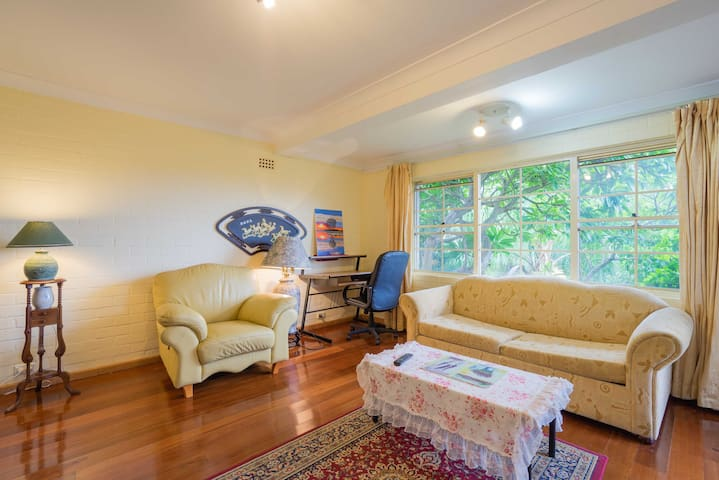 Tranquil self contained granny flat - Bardwell Valley - Apartament