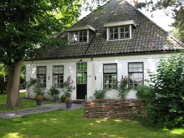 Farmhouse with swimming pool near Amsterdam - Blokker - Villa