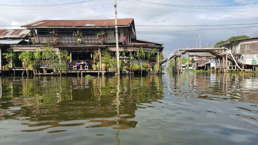 Huatakhe Water Front 1 DBR - Bangkok