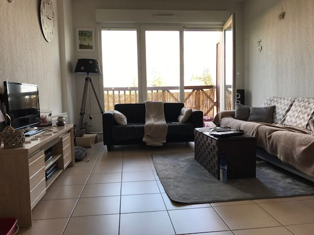 Appartement cocooning et chaleureux - Bergerac - Apartemen