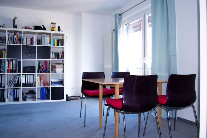 Apartment Ideal for City and Trade Fair Visitors - Ostfildern
