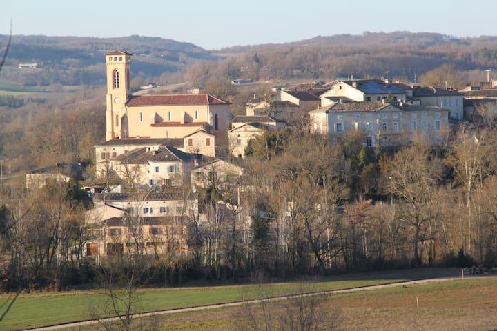 Maison de village - Le Verdier - Haus