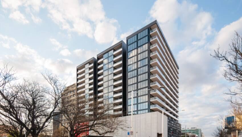 Modern Luxury Apartment in the heart of Canberra - Canberra