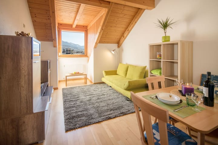 "CierreHoliday ""City Loft"" for 2/3 persons - Brunico - Квартира"