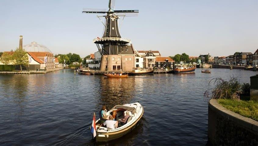 Haarlem, 2 rooms for 4 people, nearby Amsterdam - Haarlem - Rumah