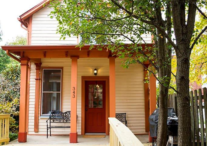 Charming guest house, historic Columbia Tusculum - Cincinnati - Chambre d'hôtes