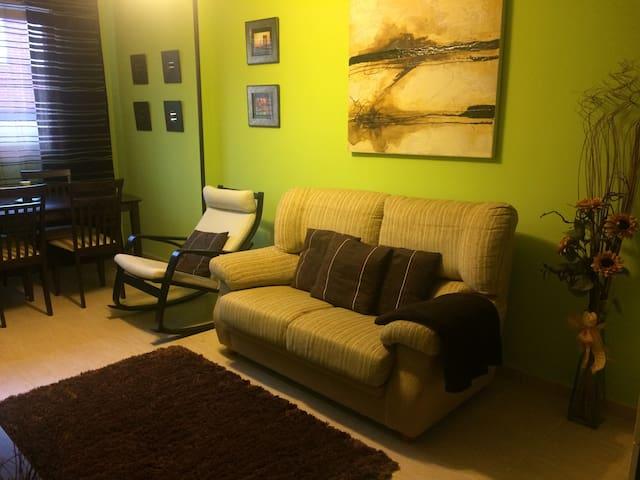 Acogedor duplex a 10 minutos de Santillana del Mar - Quijas - Appartement