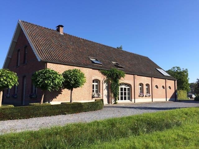 Cosy rooms in beautiful farm - Emblem - Villa