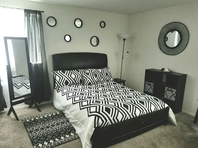 Comfy room by Columbia, Bmore, BWI & Merriweather - Ellicott City - Appartement