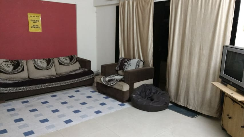 Homely Space - with best comfort and peace! - Navi Mumbai - Daire
