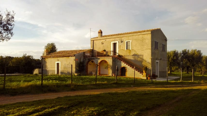 Countryside house Calabria #Italy - Rossano - Dom