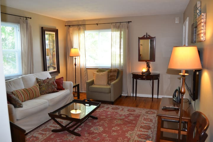 I3-Clean attractive furnished 1BR - Cincinnati - Daire