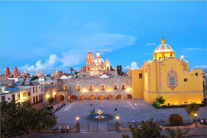 Loft en el centro historico - San Luis Potosí - Casa