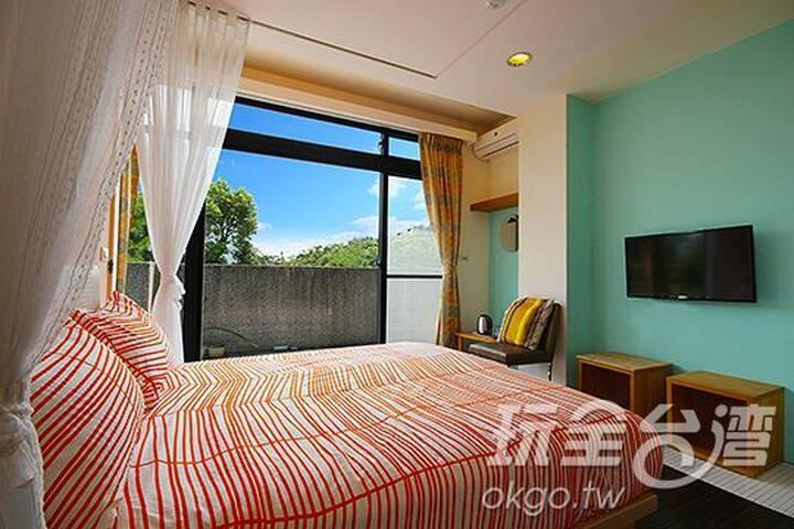 STILL TRUE B&B 初心旅行農莊 2 people room - Shigang District - Bed & Breakfast