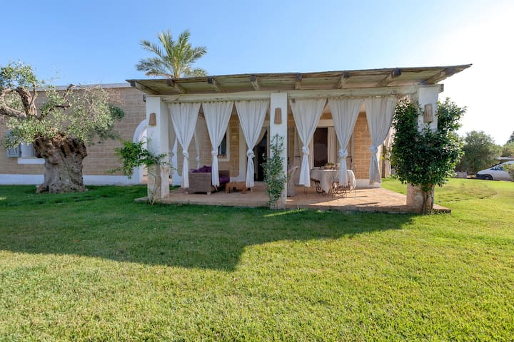 559 House with Garden in aResidence - Morciano di Leuca