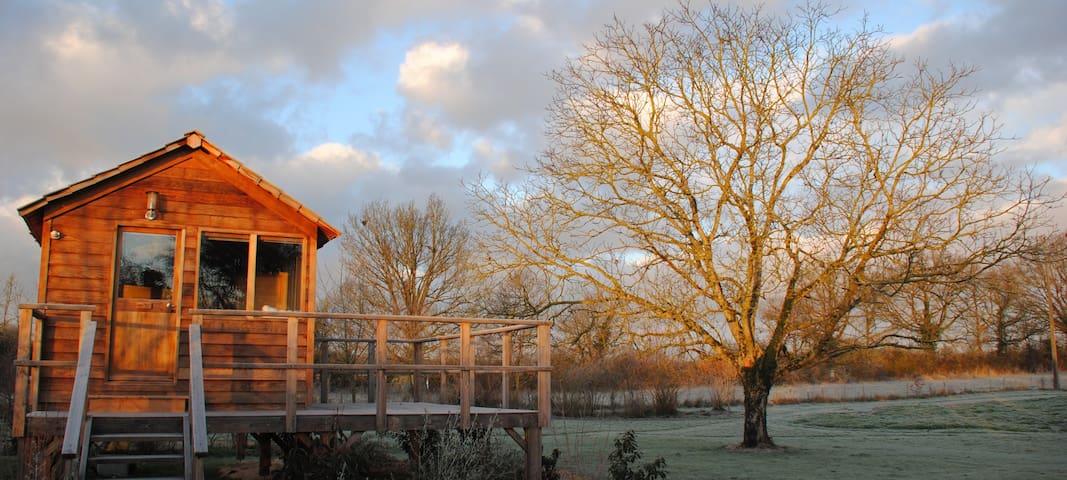 La cabane à Montmorillon - Montmorillon - Cabaña