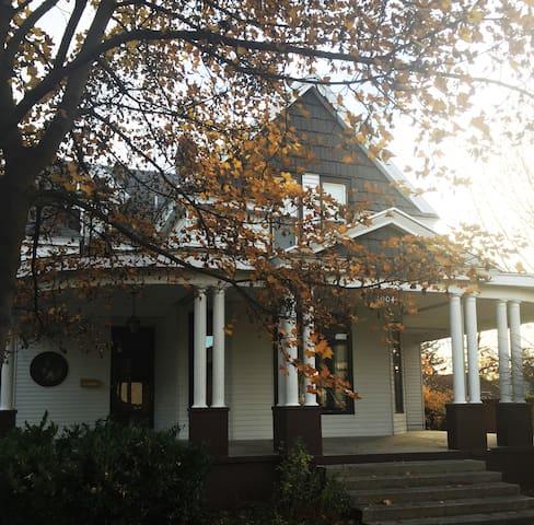 Beautiful Gonzaga Victorian - Spokane - Hus