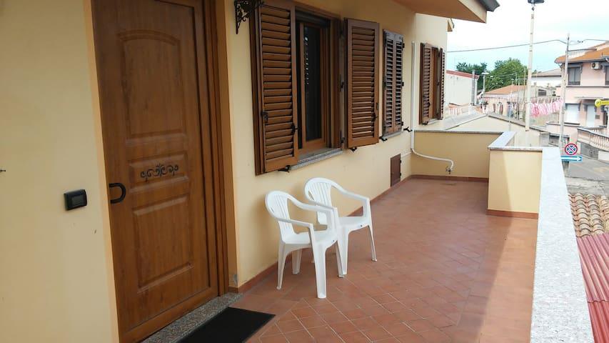 Spacious private home in Sardinia - Solarussa - Дом