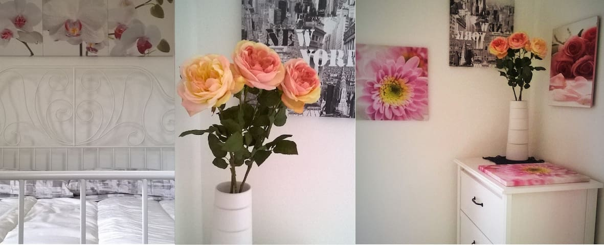 lovely double room - Tricesimo - Huis