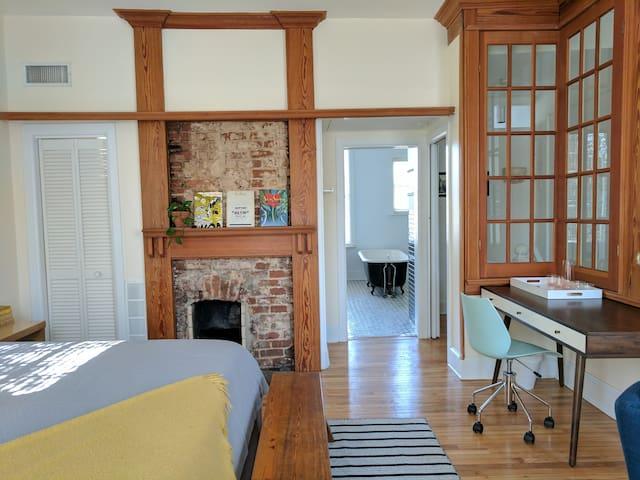 Historic Cabbagetown Suite on Carroll Street - Atlanta - Ház