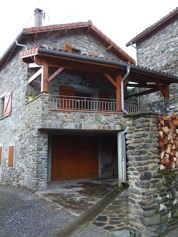 Maison de charme près de Luchon dans les Pyrénées - Saléchan - Ev