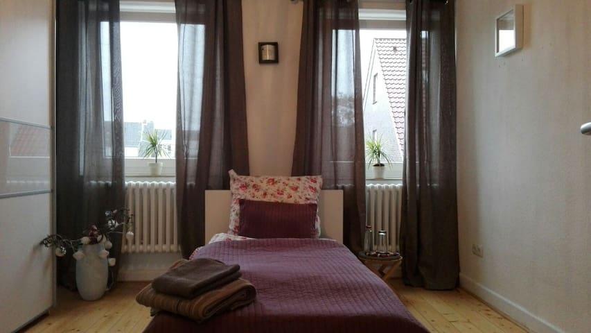 Central cosy room! - Münster - Leilighet