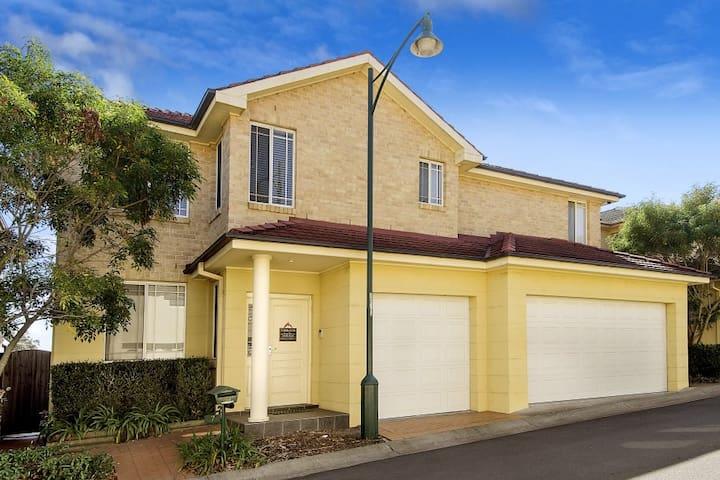 Beautiful double storey villa - Baulkham Hills - Casa