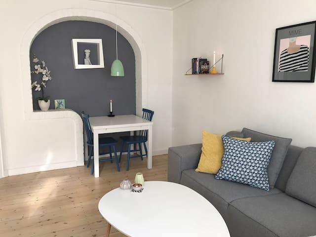 Centralplaceret, hyggelig lejlighed - København - Apartment
