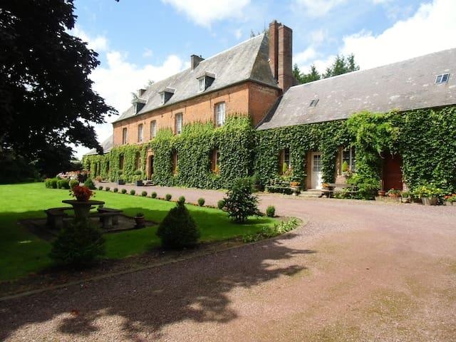 Le château - Neuville-Coppegueule - Pension