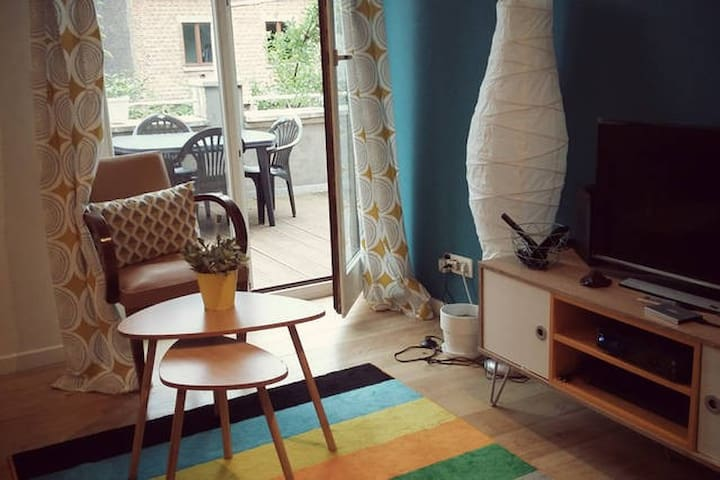 appartement entier Namur - Namur - Appartement