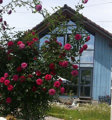 gemütliches gästezimmer - Urtenen-Schönbühl - House
