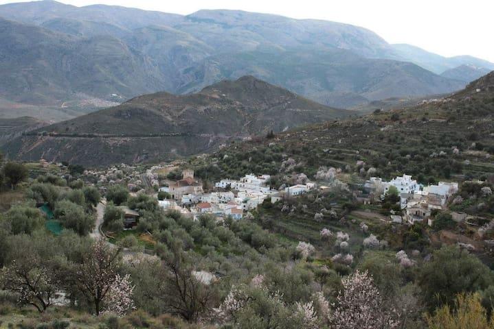 TURISMO RURAL ALPUJARRA ALMERIENSE BEIRES ALMERIA - Beires - Yatakhane
