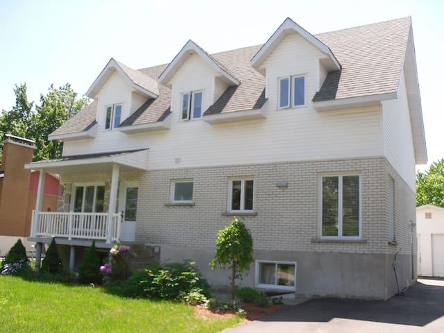 Bachelor Entrée Privée - Blainville - Apartment