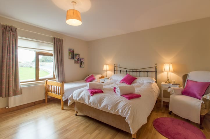 Double room in Rosmuc ,Connemara . - Cloch a'Leachta - Bed & Breakfast