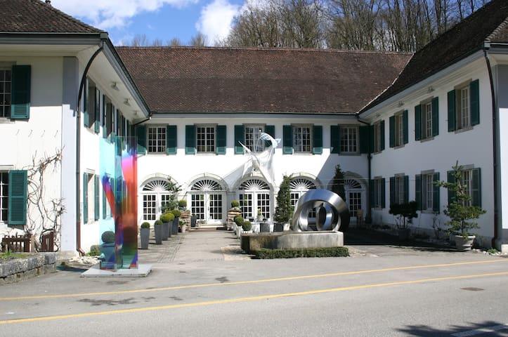 Attisholz - Riedholz - Albergue