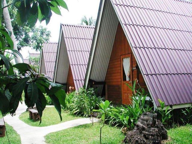 Serenehome@Amphawa Nature and lifestyles homestay - Tambon Mae Klong - 家庭式旅館