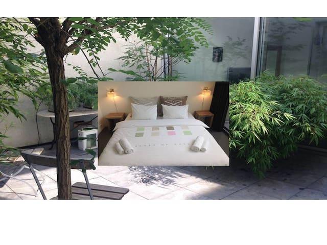 Luxury room with private bathroom - Ámsterdam - Villa