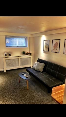Private renovated rooms with new bath facilities - Hvidovre