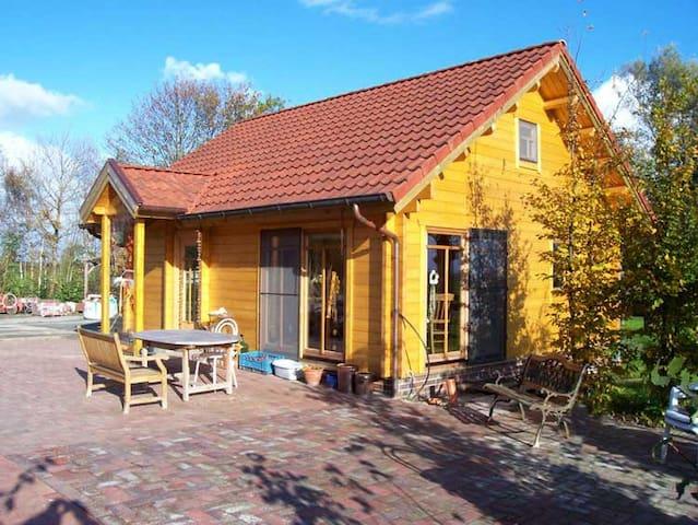 Ferienhof Ohling-Uken - Krummhörn - Hus