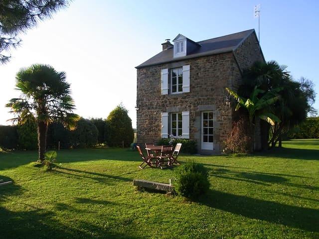 La Maison des Grèves - Le Val-Saint-Père - Semesterboende