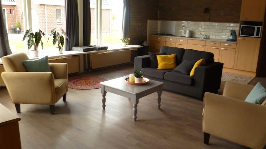Prachtige ruime kamer, in Brantgum, Friesland - Brantgum - Daire