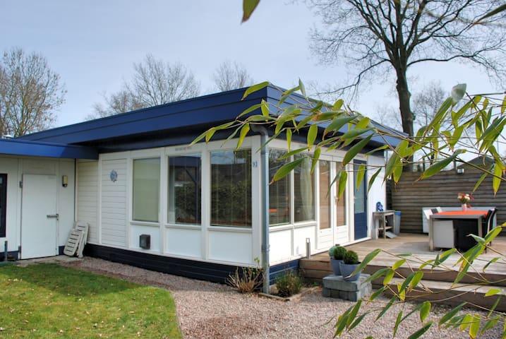 Vakantiehuis tussen de Friese meren - Idskenhuizen - Hus
