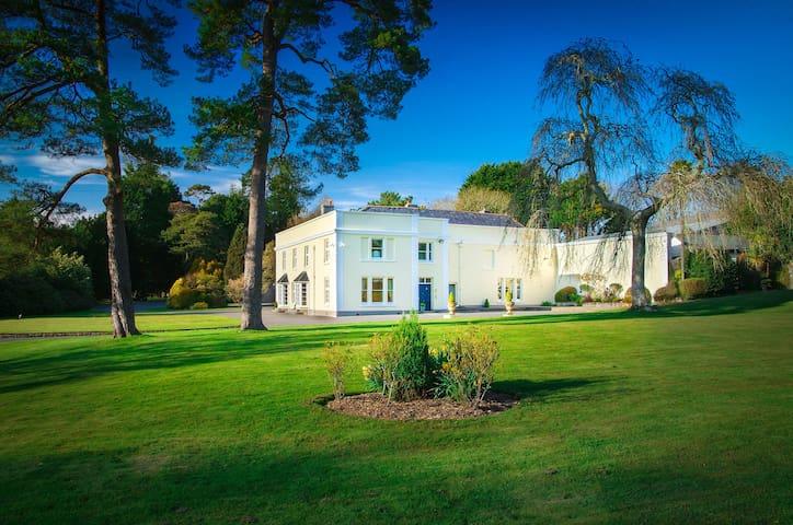 Filham House - South Devon  Country House UK - Filham