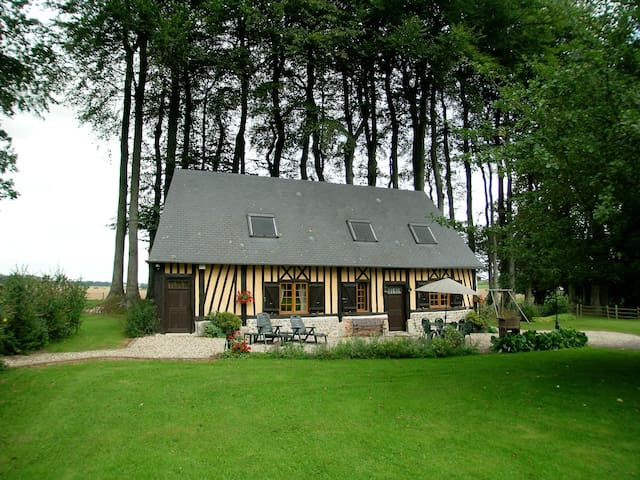 Traditional house in Normandy near the sea - Hattenville - Ev